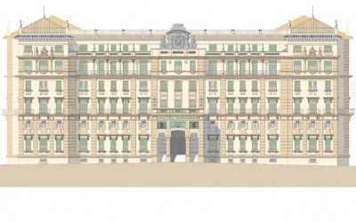 5-Star Grand Luxury hotel in Malaga City to open in 2016