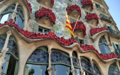 Saint Jordi in Barcelona