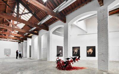 Converted Warehouse Venue in Barcelona