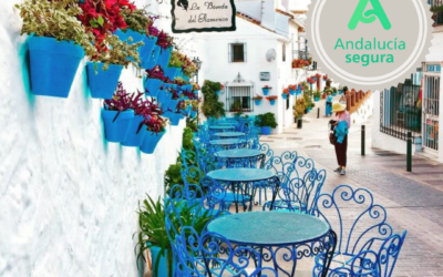 COVID 19 Travel Assistance in Andalusia for travellers