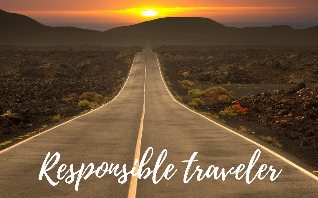 ARE YOU ARE RESPONSIBLE TRAVELER?